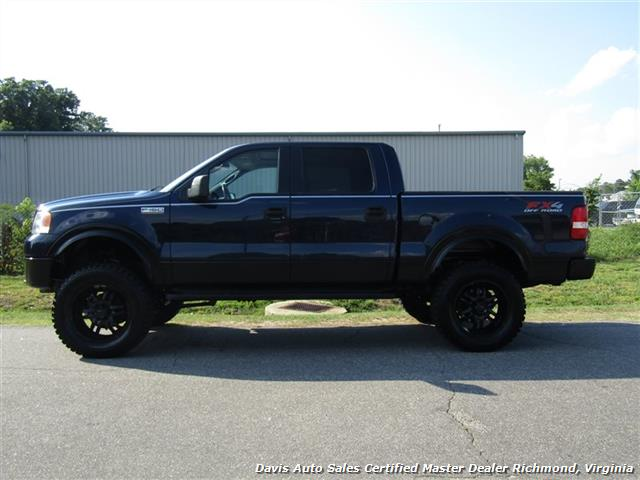 2006 Ford F-150 Lariat FX4 Lifted 4X4 SuperCrew Short Bed - Photo 2 - Richmond, VA 23237