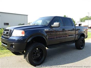 2006 Ford F-150 Lariat FX4 Lifted 4X4 SuperCrew Short Bed Truck