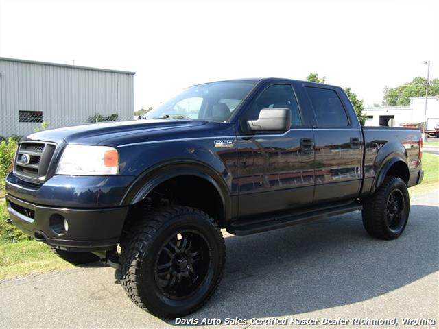 2006 Ford F-150 Lariat FX4 Lifted 4X4 SuperCrew Short Bed - Photo 1 - Richmond, VA 23237