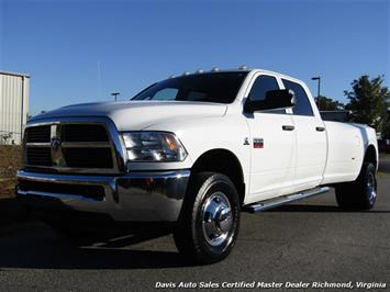 2012 Dodge Ram 3500 ST 6.7 Cummins Turbo Diesel Dually 4X4 Crew Cab Long Bed Work Truck