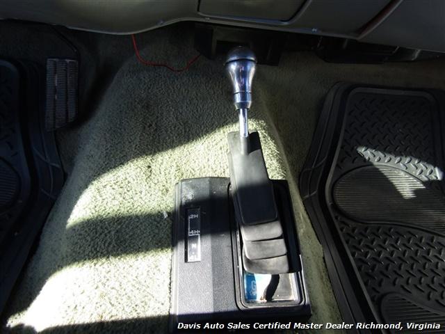 1986 Chevrolet Silverado 1500 C K 10 Lifted 4X4 Regular Cab Long Bed - Photo 30 - Richmond, VA 23237