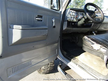 1986 Chevrolet Silverado 1500 C K 10 Lifted 4X4 Regular Cab Long Bed - Photo 5 - Richmond, VA 23237