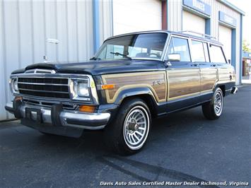 1988 Jeep Grand Wagoneer 4 Door 4X4 4WD Luxury Rust Free Leather 5.9 360 V8 SUV