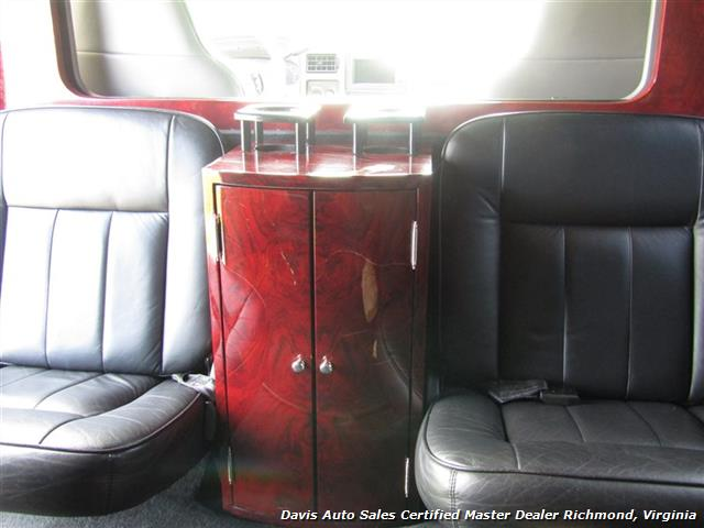 2001 Ford Excursion Limited 4X4 Custom Limo Mobile Office Fully Loaded - Photo 11 - Richmond, VA 23237