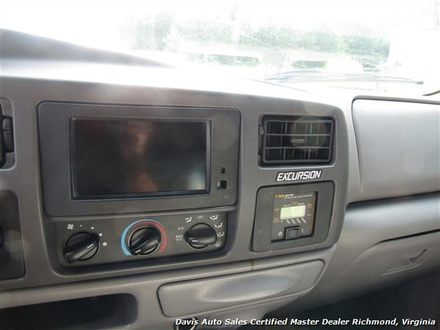 2001 Ford Excursion Limited 4X4 Custom Limo Mobile Office Fully Loaded - Photo 7 - Richmond, VA 23237