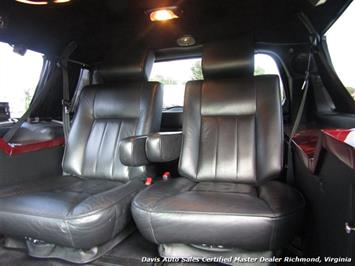 2001 Ford Excursion Limited 4X4 Custom Limo Mobile Office Fully Loaded - Photo 15 - Richmond, VA 23237