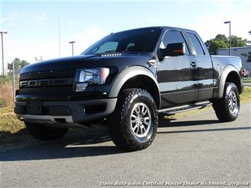 2010 Ford F-150 SVT Raptor 4X4 SuperCab Short Bed Truck