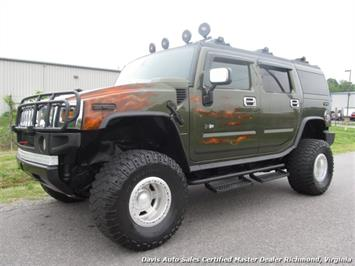 2003 Hummer H2 Adventure Series Lifted 4X4 SUV
