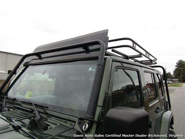 2008 Jeep Wrangler Unlimited Sahara Lifted 6 Speed Manual 4X4 Loaded - Photo 40 - Richmond, VA 23237