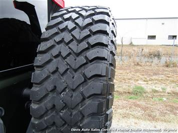 2008 Jeep Wrangler Unlimited Sahara Lifted 6 Speed Manual 4X4 Loaded - Photo 44 - Richmond, VA 23237