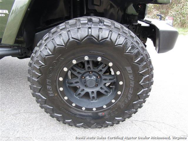 2008 Jeep Wrangler Unlimited Sahara Lifted 6 Speed Manual 4X4 Loaded - Photo 27 - Richmond, VA 23237