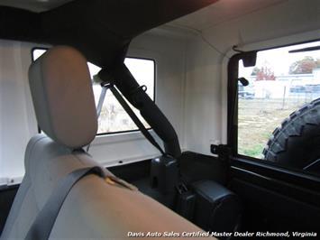 2008 Jeep Wrangler Unlimited Sahara Lifted 6 Speed Manual 4X4 Loaded - Photo 38 - Richmond, VA 23237