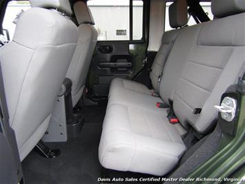 2008 Jeep Wrangler Unlimited Sahara Lifted 6 Speed Manual 4X4 Loaded - Photo 9 - Richmond, VA 23237