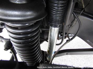 2008 Jeep Wrangler Unlimited Sahara Lifted 6 Speed Manual 4X4 Loaded - Photo 23 - Richmond, VA 23237