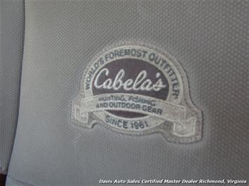 2009 Ford F-250 Super Duty Cabelas FX4 4X4 Crew Cab Short Bed - Photo 17 - Richmond, VA 23237