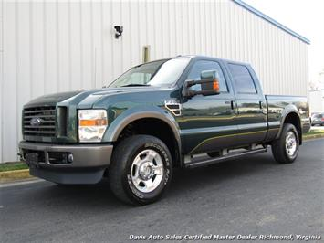 2009 Ford F-250 Super Duty Cabelas FX4 4X4 Crew Cab Short Bed Truck