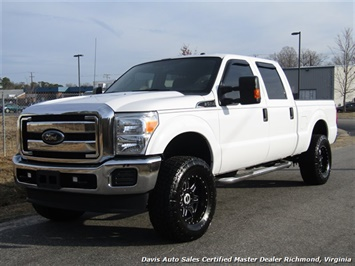 2015 Ford F-250 Super Duty XLT Lifted 4X4 Crew Cab Short Bed Truck