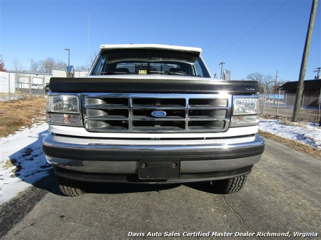 1997 Ford F-350 XLT Super Duty OBS Classic 7.3 Power Stroke Turbo Diesel Dually - Photo 5 - Richmond, VA 23237