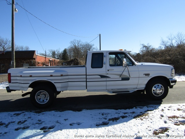 1997 Ford F-350 XLT Super Duty OBS Classic 7.3 Power Stroke Turbo Diesel Dually - Photo 12 - Richmond, VA 23237