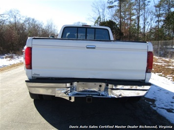 1997 Ford F-350 XLT Super Duty OBS Classic 7.3 Power Stroke Turbo Diesel Dually - Photo 4 - Richmond, VA 23237