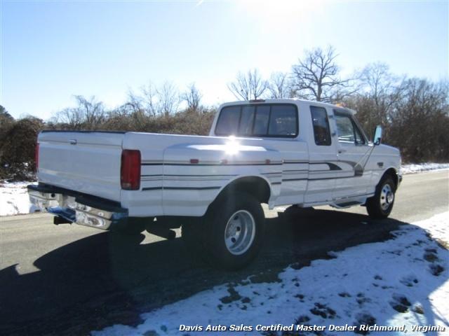 1997 Ford F-350 XLT Super Duty OBS Classic 7.3 Power Stroke Turbo Diesel Dually - Photo 11 - Richmond, VA 23237