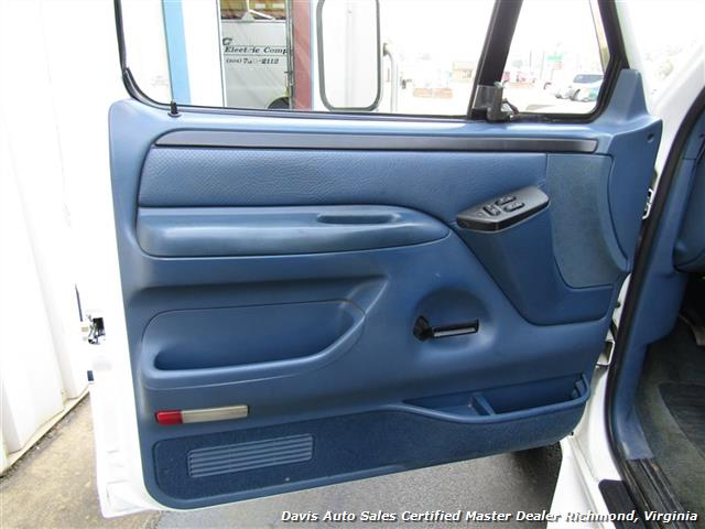 1997 Ford F-350 XLT Super Duty OBS Classic 7.3 Power Stroke Turbo Diesel Dually - Photo 18 - Richmond, VA 23237