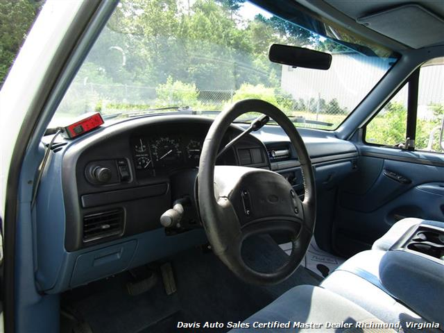 1997 Ford F-350 XLT Super Duty OBS Classic 7.3 Power Stroke Turbo Diesel Dually - Photo 16 - Richmond, VA 23237