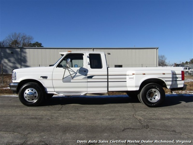1997 Ford F-350 XLT Super Duty OBS Classic 7.3 Power Stroke Turbo Diesel Dually - Photo 2 - Richmond, VA 23237