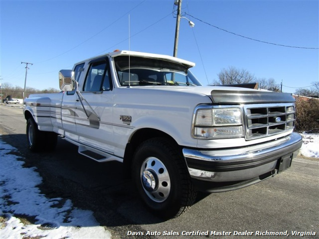 1997 Ford F-350 XLT Super Duty OBS Classic 7.3 Power Stroke Turbo Diesel Dually - Photo 13 - Richmond, VA 23237