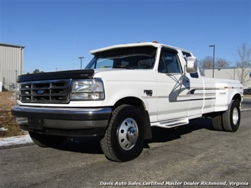 1997 Ford F-350 XLT Super Duty OBS Classic 7.3 Power Stroke Turbo Diesel Dually - Photo 1 - Richmond, VA 23237