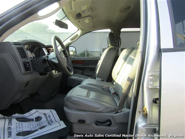 2006 Dodge Ram 1500 SLT 4X4 Hemi Crew Quad Cab Short Bed - Photo 5 - Richmond, VA 23237