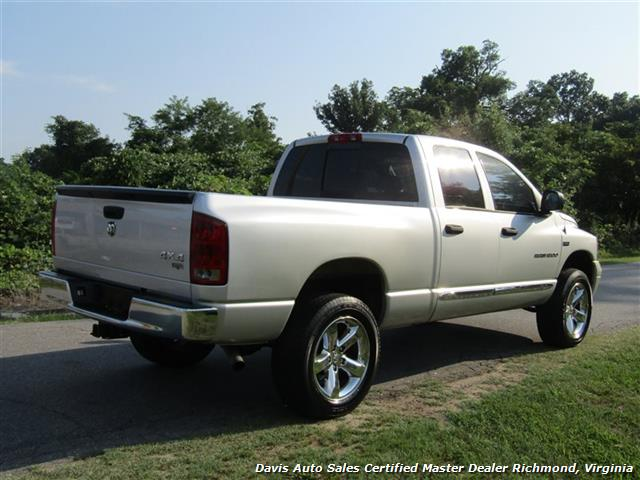 2006 Dodge Ram 1500 SLT 4X4 Hemi Crew Quad Cab Short Bed - Photo 12 - Richmond, VA 23237