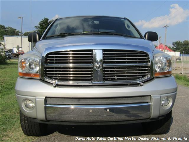 2006 Dodge Ram 1500 SLT 4X4 Hemi Crew Quad Cab Short Bed - Photo 18 - Richmond, VA 23237