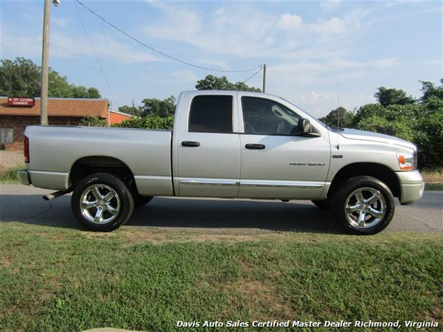 2006 Dodge Ram 1500 SLT 4X4 Hemi Crew Quad Cab Short Bed - Photo 13 - Richmond, VA 23237