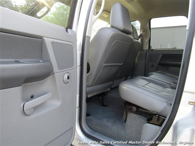 2006 Dodge Ram 1500 SLT 4X4 Hemi Crew Quad Cab Short Bed - Photo 15 - Richmond, VA 23237