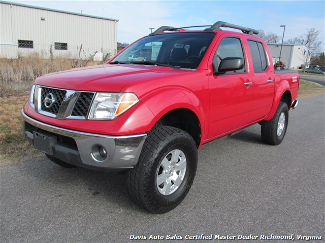 Delightful 2008 Nissan Frontier Nismo Lifted 4X4 Crew Cab Short Bed   Photo 1    Richmond,