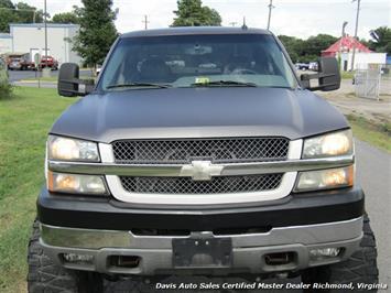 2003 Chevrolet Silverado 2500 HD LT 4X4 Lifted Quad Extended Cab Short Bed - Photo 14 - Richmond, VA 23237
