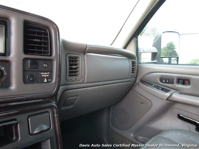 2003 Chevrolet Silverado 2500 HD LT 4X4 Lifted Quad Extended Cab Short Bed - Photo 8 - Richmond, VA 23237