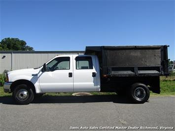 2001 Ford F-350 Super Duty XL 7.3 Diesel 4X4 Crew Cab Dump Bed - Photo 2 - Richmond, VA 23237