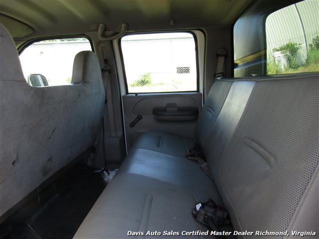 2001 Ford F-350 Super Duty XL 7.3 Diesel 4X4 Crew Cab Dump Bed - Photo 16 - Richmond, VA 23237