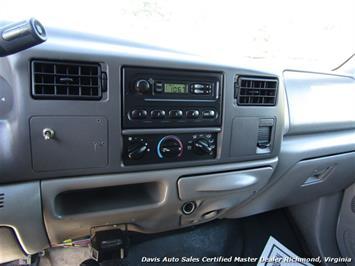 2001 Ford F-350 Super Duty XL 7.3 Diesel 4X4 Crew Cab Dump Bed - Photo 8 - Richmond, VA 23237
