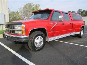 1993 Chevrolet C3500 Cheyenne Truck