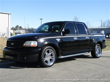 2003 Ford F-150 Harley-Davidson Edition Super Crew Cab Short Bed - Photo 1 - Richmond, VA 23237