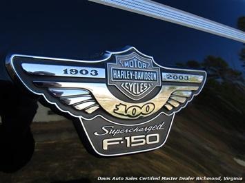 2003 Ford F-150 Harley-Davidson Edition Super Crew Cab Short Bed - Photo 32 - Richmond, VA 23237