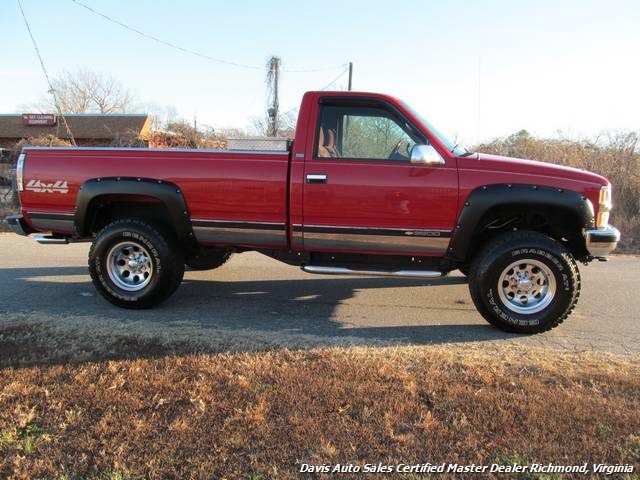 Davis Auto Sales >> Davis Auto Sales - Photos for 1995 Chevrolet K3500 Cheyenne (SOLD)