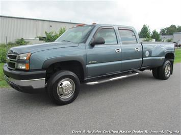 2006 Chevrolet Silverado 3500 HD LT Crew Cab Long Bed Dually Truck