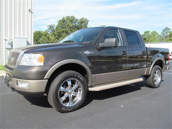 2005 Ford F-150 King Ranch Truck