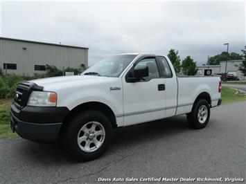 2006 Ford F-150 XL Regular Cab Short Bed Work Truck