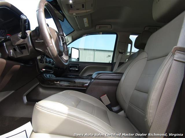 2015 GMC Sierra 3500 Denali 6.6 Duramax Diesel 4X4 Dually Crew Cab LB - Photo 6 - Richmond, VA 23237