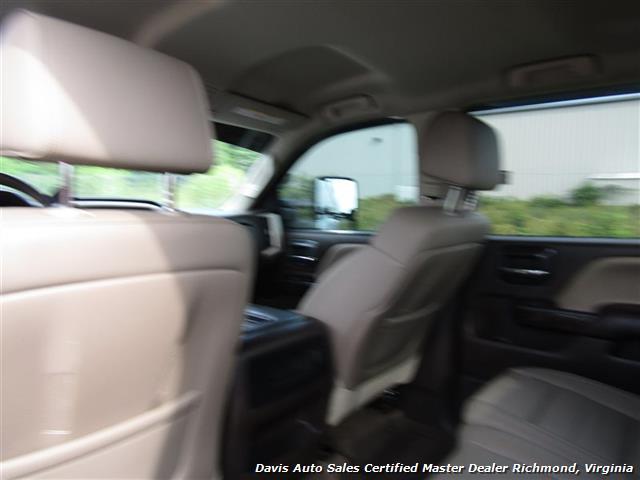 2015 GMC Sierra 3500 Denali 6.6 Duramax Diesel 4X4 Dually Crew Cab LB - Photo 29 - Richmond, VA 23237